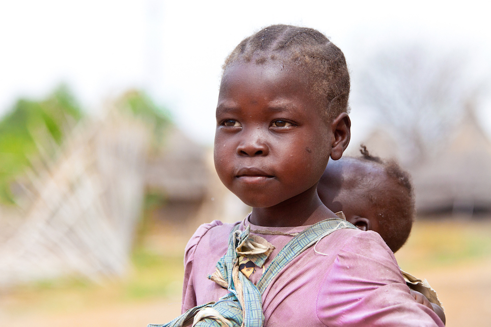 God is at work in South Sudan