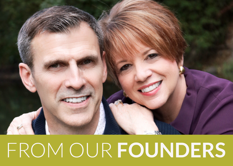 Ray and Linda Noah, Founders of Petros Network