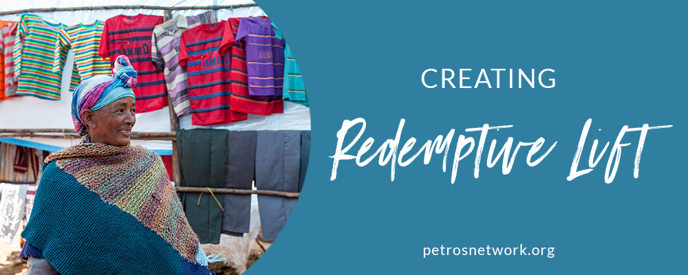 Creating Redemptive Lift Around The World Is Our Mission.